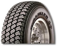 Wrangler AT Tires